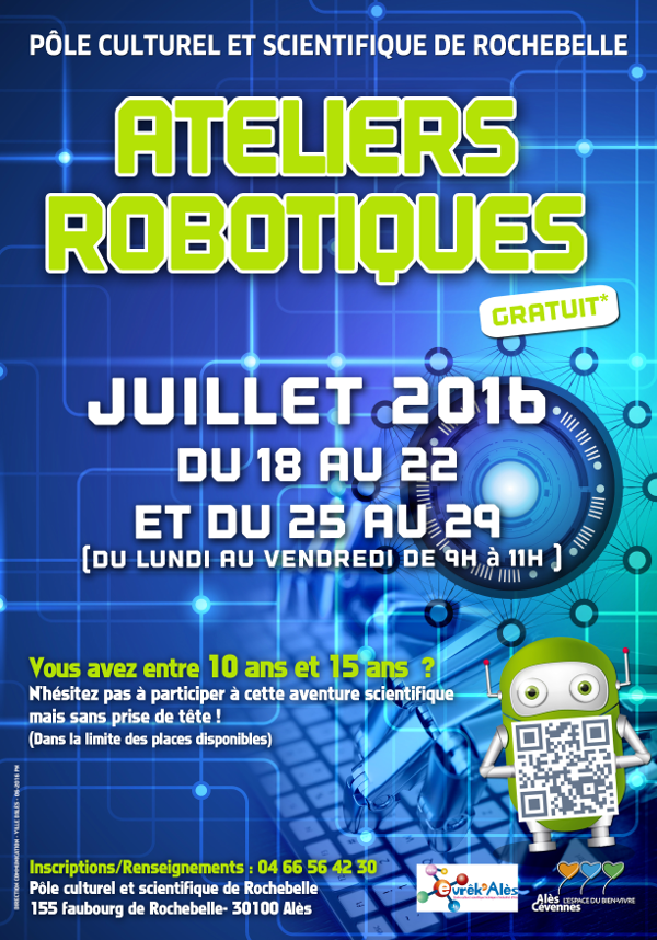 2016 AtelierRobotique Art3 Img1 Affiche