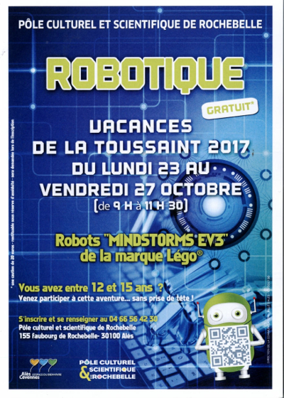 2017 AtelierRobotique Art2 Img3 AfficheOct